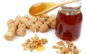 Орехи с медом - мощный афродизиак