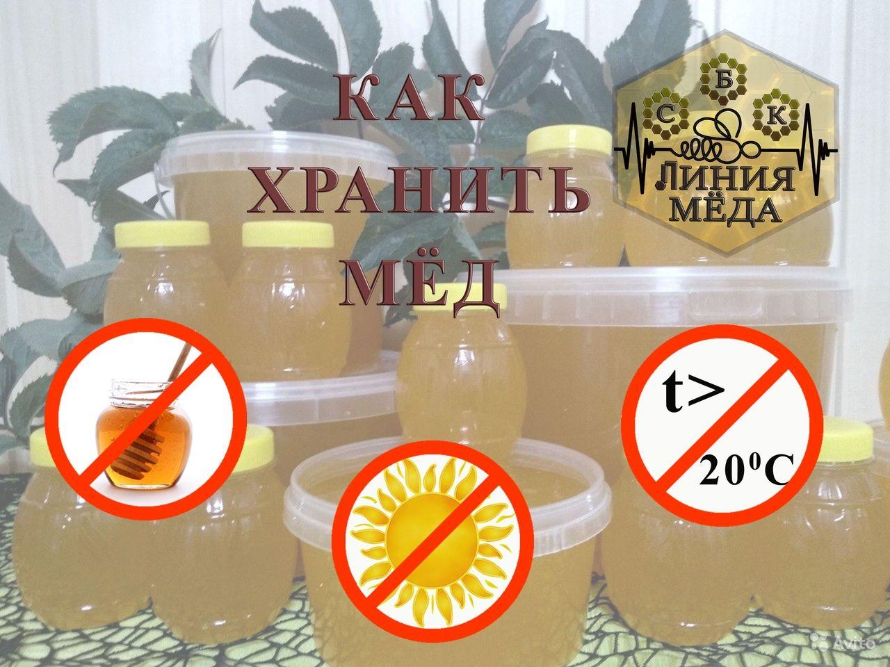 Как хранить мед из рапса