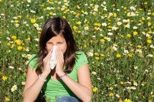 Пыльца может повредить аллергикам