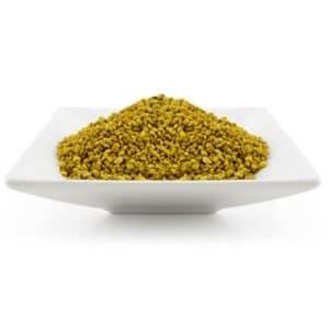 Пыльца на тарелке