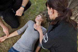 Анафилактический шок требует срочной помощи