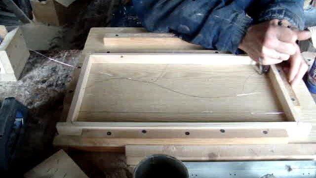 Размеры рамок для пчел