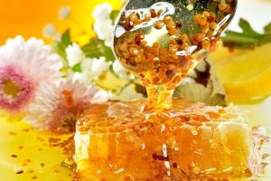 Продукты пчеловодства - мед