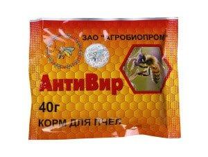 Антивир для подкормки пчел