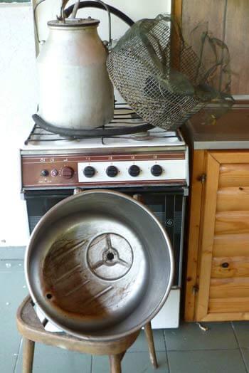Воскотопка из стиральной машины