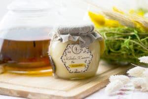 Натуральный мед из псоралеи