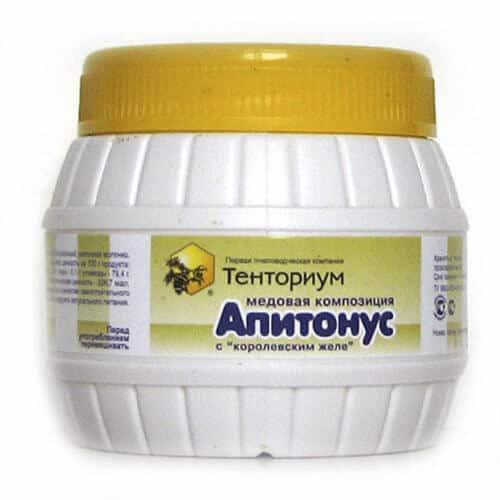 Что лечит мед Апитонус и как его принимать?