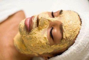Бананово-медовая маска