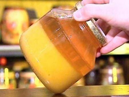 Натуральный засахаренный мед— что делать, как быстро растопить