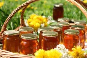 Мед используется при гайморите