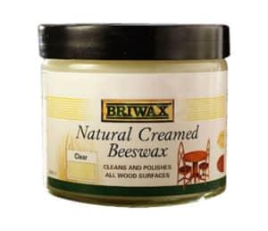 Полироль Natural Creamed Beeswax