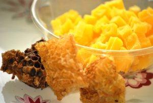 Натуральный пчелиный воск